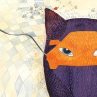 """Juhani Püttsepp. """"Liulood"""", Dolce Press, 2014, akvarell, harilik pliiats"""