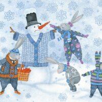 Milvi Panga. Where Are You, Santa's Elf?, Varrak, 2011, watercolour