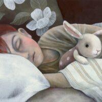 Margery Williams. The Velveteen Rabbit, Koolibri, 2015, acrylic, mixed media