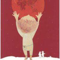 """Lauri Vahtre. """"Meie suured tegijad"""", Hermes, 2011, joonistus"""