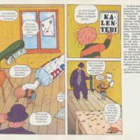 Priit Pärn. Bacwards, Kunst, 1989
