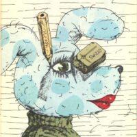 Ott Arder. Dog-Boy Caught on the Fly, Eesti Raamat, 1982