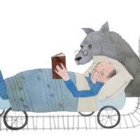 """Triin Soomets. """"Unerong"""", Päike ja Pilv, 2013, akvarell, harilik pliiats"""