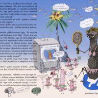 Täheke magazine, 8/2000, mixed media